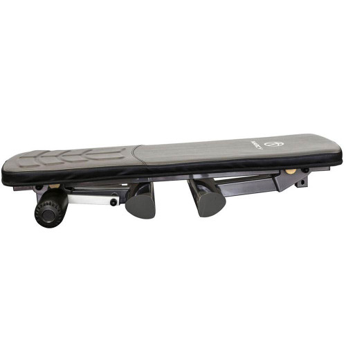 The Marcy Flat Bench SB-10500 Folds flat for easy storage