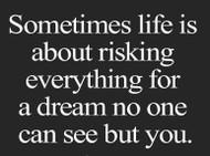 Be a Dream Seeker