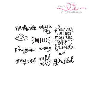 Go Wild Official Merchandise by Studio L2E