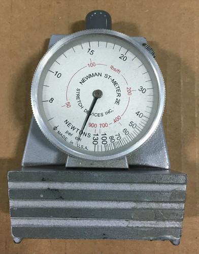 Newman 2E Tension Meter