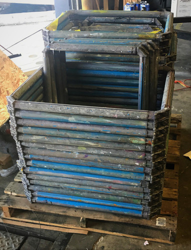 Used Newman MZX Roller Frames