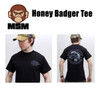 Black Honey Badger Tee