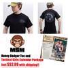 Black Honey Badger Tee TGC Pack $32.99 w/S&H!