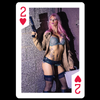 2018 Tactical Girls Playing Cards - Single Deck