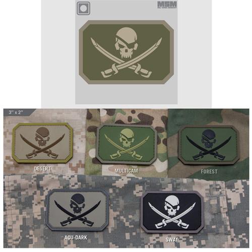 PirateSkull Flag- PVC