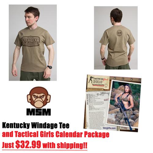 Kentucky Windage Tee TGC Pack $32.99 w/S&H!
