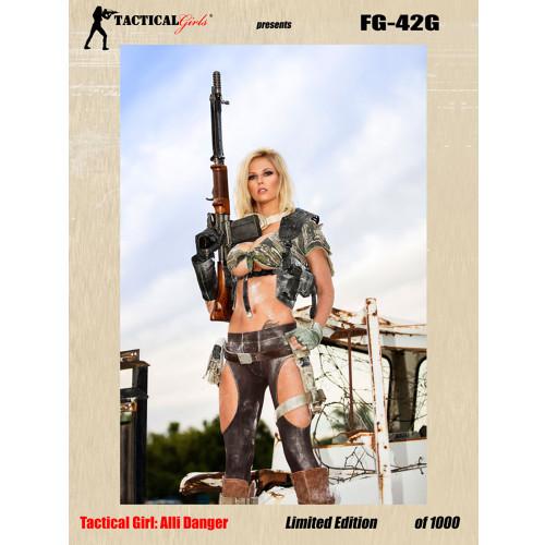 Alli FG42 Poster
