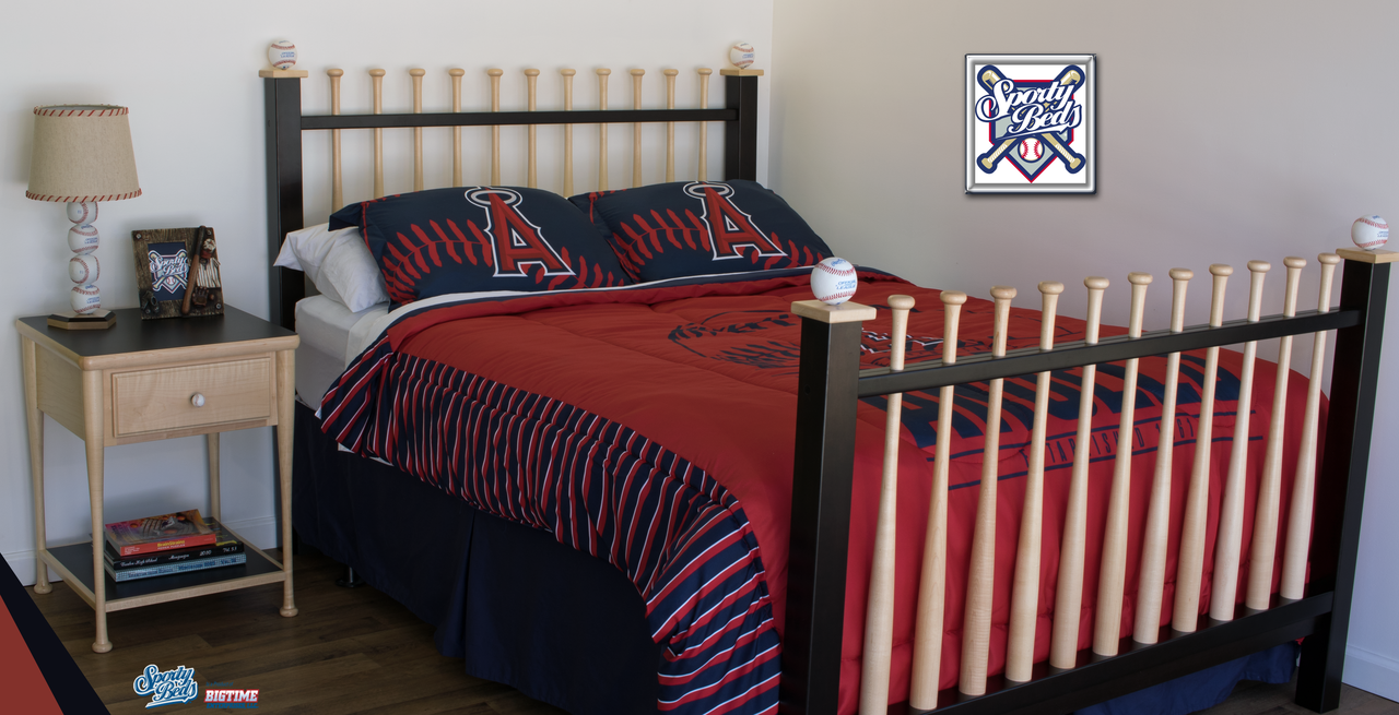 Superb Grand Slam 3 Piece Bedroom Set / Sporty Beds