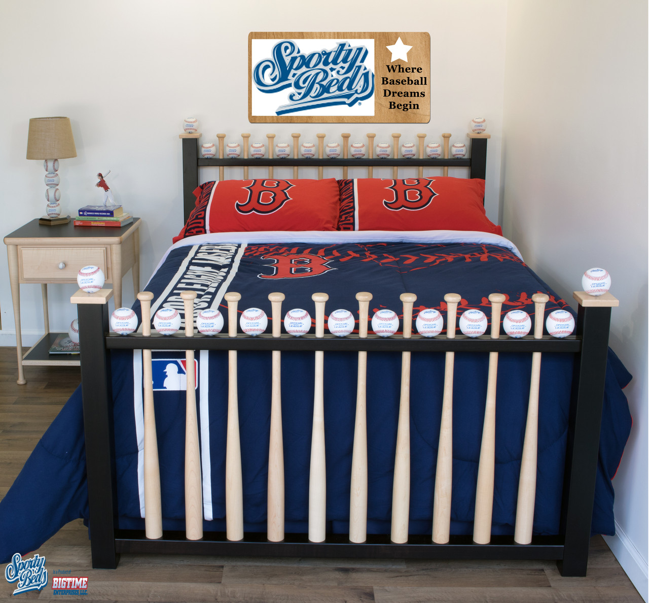 Baseball Beds By Sporty