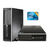 HP 8000 Elite Small Form Factor Computer Windows 7