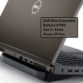 Dell Extended Slice Battery 97Wh