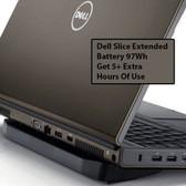 Dell Extended Slice Battery 97Wh KJ321