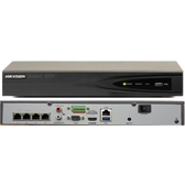 HIKVISION 4CH NVR HD CCTV RECORDER 4xPoE 5MP HDMI