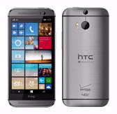 Gray HTC One M8 HTC6995L for Windows Verizon 32GB Phone