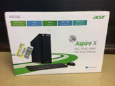 Acer Aspire X AXC-704G-UW61 1.60 GHZ Windows 10 Mini Desktop Tower