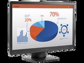 HP ProDisplay P242va 24-inch Widescreen LCD Monitor