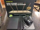 Amped Wireless Athena-EX High Power AC2600 WI-FI Range Extender RE2600M