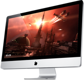 """Apple iMac 21.5"""" Core i3  3.06Ghz All-In-One Mac OS X"""
