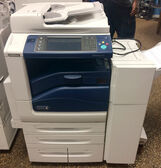 Xerox Workcentre 7545 Multifunction Color Printer Copier