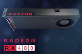 AMD Radeon RX 480 8GB Reference Video Card