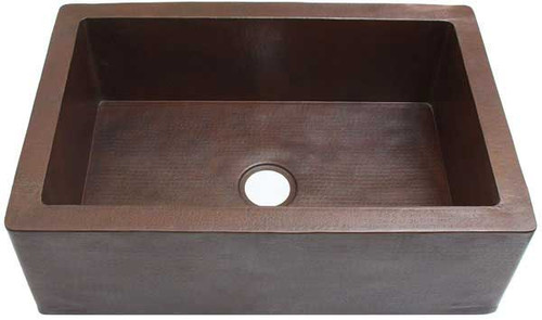 ... Sinks Farmhouse Apron Front Choose your size Copper Sinks Direct
