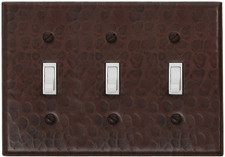 Switch Plate Cover (LSC403) 3 Gang Triple Standard Toggle *free shipping*