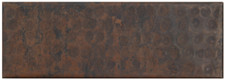 "TL009-2""x 6"" Liner Design copper tile liner"