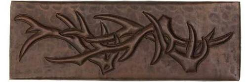 Deer Antler 2x6 accent tiles