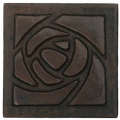 Copper Tile (TL838) Mosaic Design *free shipping*