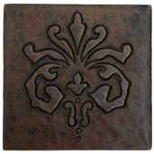 Copper Tile (TL978) Abundance Design