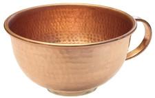 Copper Shave Bowl