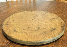 LZY15-WBS  Hammered Brass Lazy Susan in hammered Weathered Brass Finish