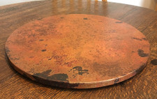Natural Fire-Lazy Susan