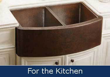 brass and copper sinks copper kitchen sinks copper sinks direct - Brass Kitchen Sinks