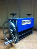 BLUEROCK ® STRiPiNATOR MWS-808 Manual Wire Stripper w/ Large Hand Crank