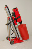 "BLUEROCK 12"" Z1 T/S Concrete Core Drill w/ Tilting Stand & Vacuum Pump - PACKAGE DEAL"