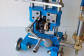 REFURB BLUEROCK CG-211Y Manual Pipe Cutting Beveling Machine Gas Torch Burner Cutter