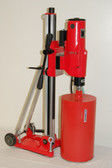 "REFURBISHED BLUEROCK 12""Z1 T/S Concrete Core Drill w/ Tilting Stand"