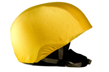 Bright Yellow Helmet Cover