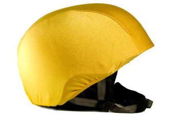 Yellow Helmet Cover
