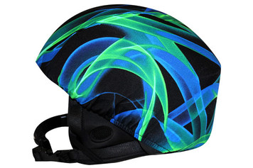 Electric Ray Helmet Cover