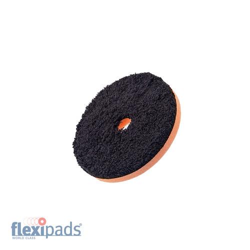 """125mm (5"""") DA BLACK Microfibre CUTTING Disc (19mm Hole)"""