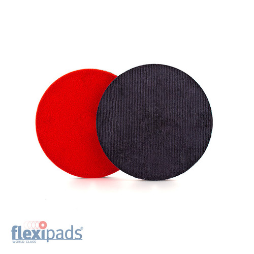 150mm (6') VELVET Light/Medium Orange Peel Pad