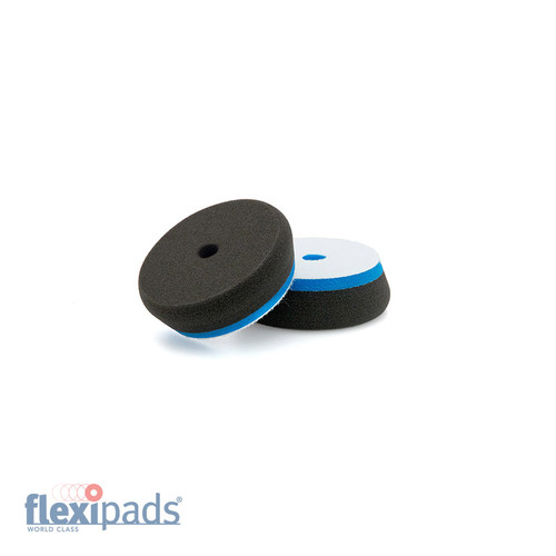 90mm VIPER BLACK Micro Fine Buffing Pad