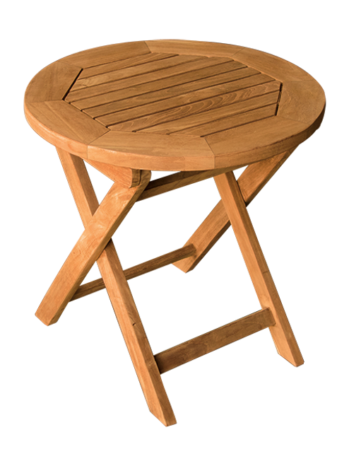 SMALL ROUND SIDE PICNIC TABLE Lot Of Woodjoyteakcom - Small round picnic table
