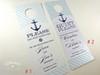 Nautical Anchor Do Not Disturb Wedding Door Hangers