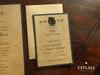 Rustic Kraft & Twine Tree Wedding Invitations