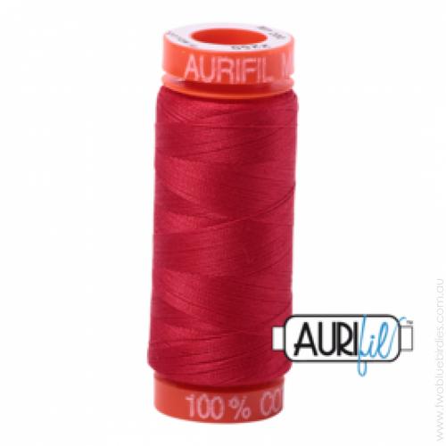 Mako Cotton 50wt 200m - 2250 (Red)