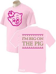 Lt. Pink T-Shirt (Adult) - PWASLP-JW