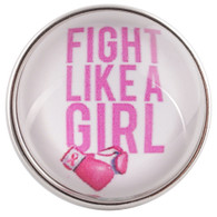 FLAG (FIGHT LIKE A GIRL) PINK